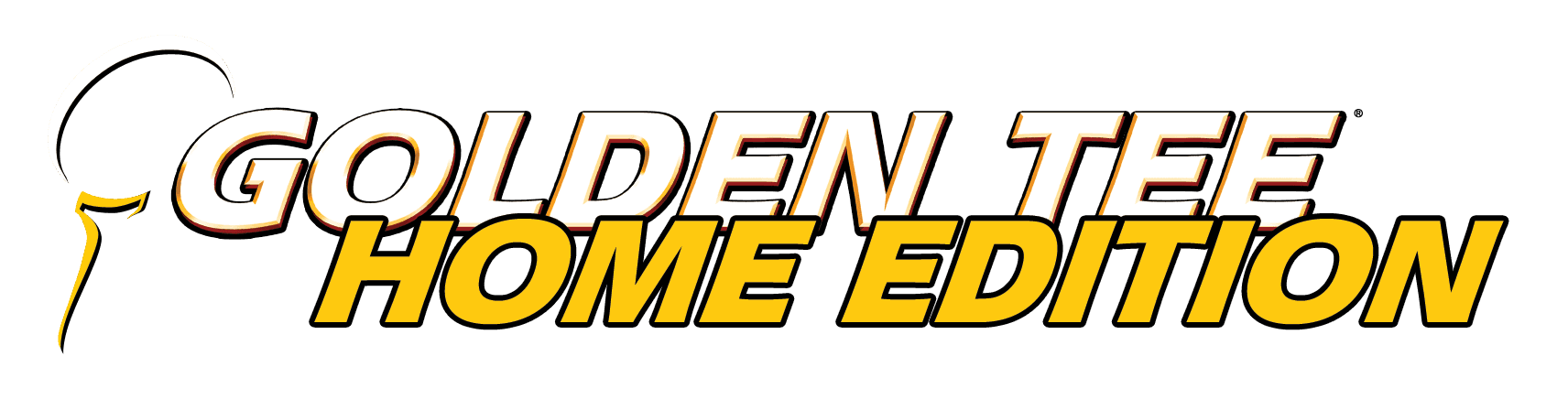 Golden Tee Home Edition Logo